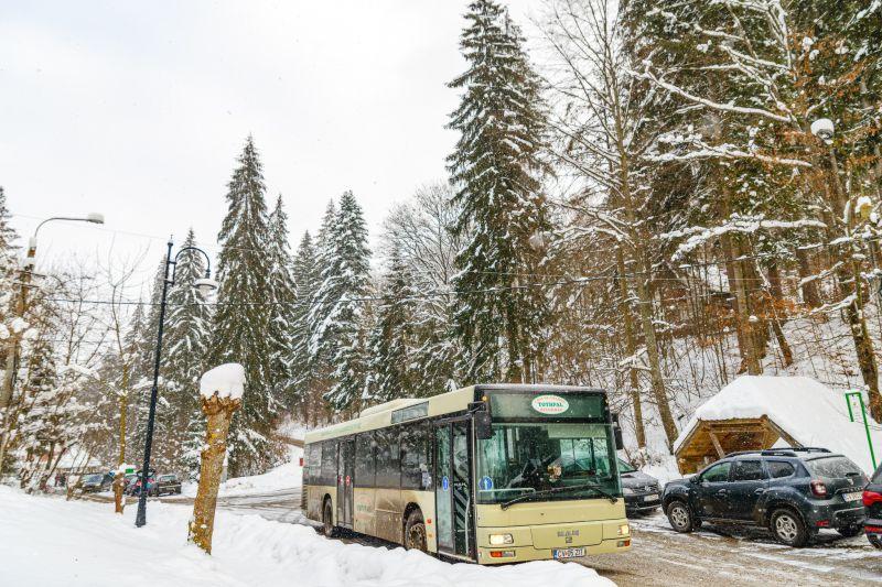 """Featured image for """"Acum puteți ajunge cu autobuzul în staţiune în fiecare oră şi în timpul săptămânii, nu doar în weekend"""""""